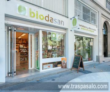 Traspaso Local de Alimentación y Productos Ecológicos en Madrid