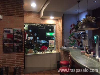 Traspaso Bar-Restaurante en Madrid Calle Hernani