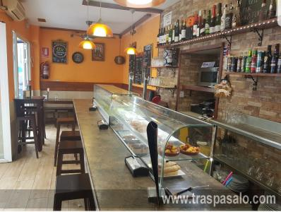 Traspaso Bar en Benidorm