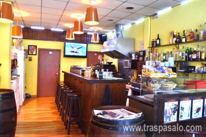 Traspaso Bar en Zona Rubi