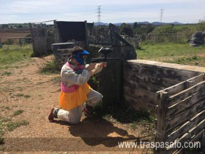 Traspaso Parque De Ocio y Paintball en Barcelona