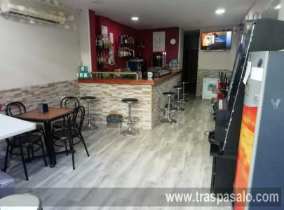 Traspaso Bar Cafeteria en Madrid
